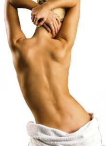 modeliuojantis masažas