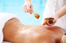 Medaus masažas