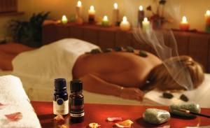 kvapų masažas